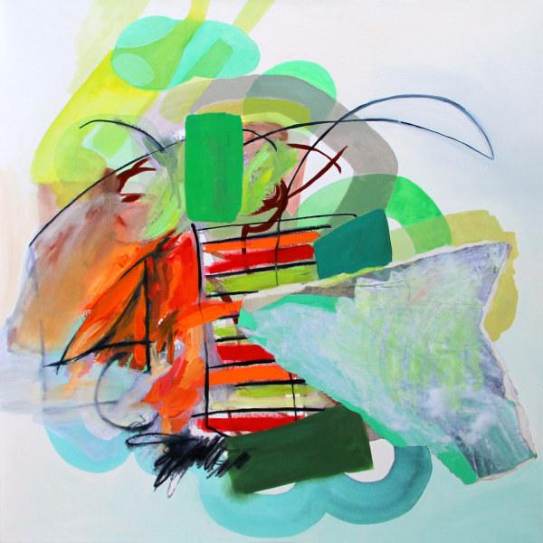 Study 10, Variation 2 by Pamela Staker