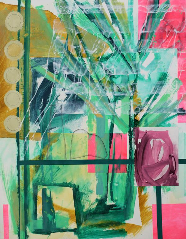 Windowsill 2 by Pamela Staker