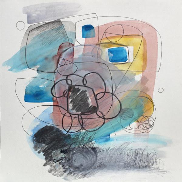 Modernist Study 15 by Pamela Staker