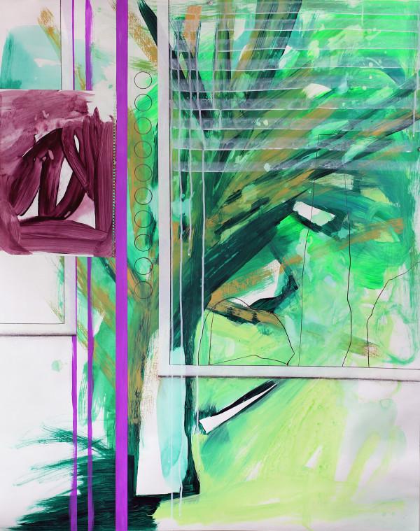 Windowsill by Pamela Staker