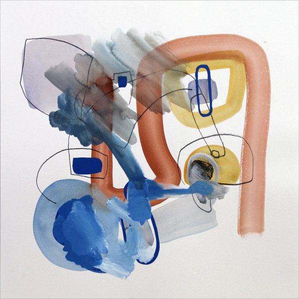 Study 8 by Pamela Staker
