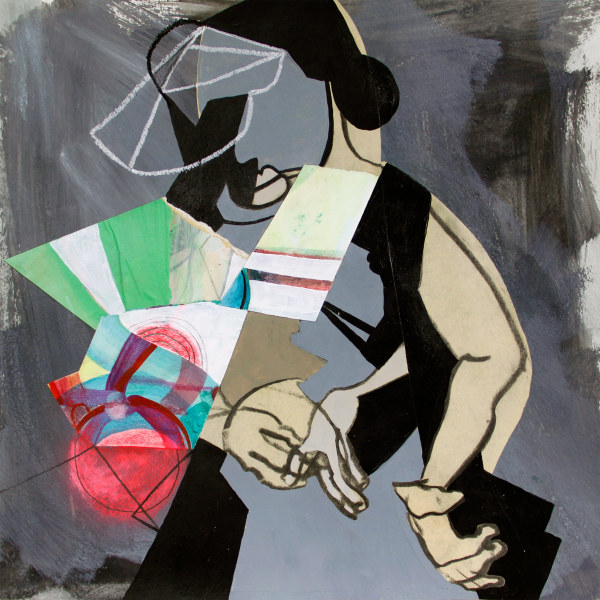 Figure Study (three hands) by Pamela Staker