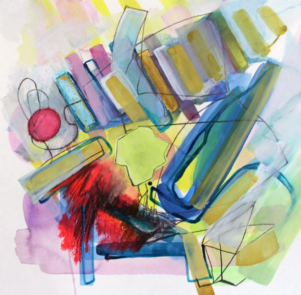 Study 11 by Pamela Staker
