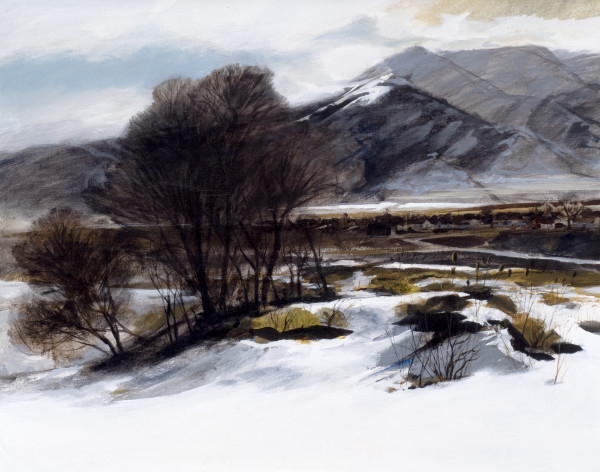 Cache Valley Landscape