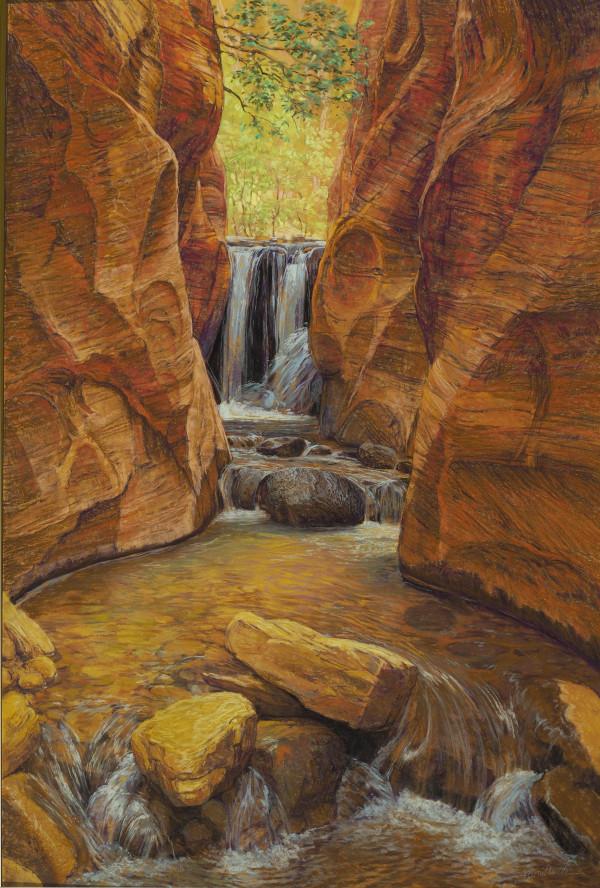 Ashdown Kanarraville Falls