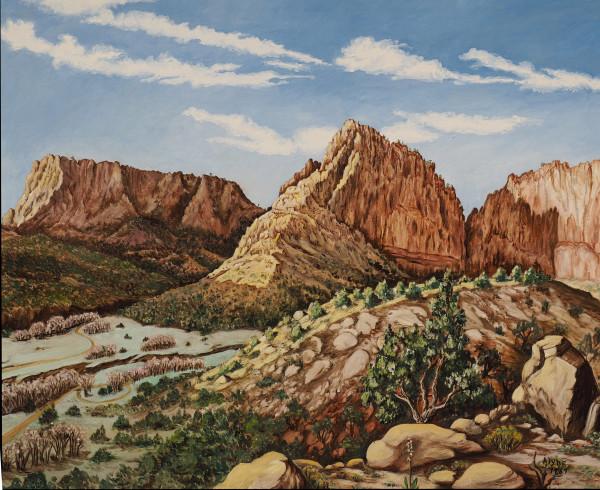 Maxwell Canyon