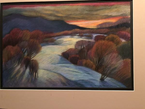 Landscape 1 by Joan Follinsbee