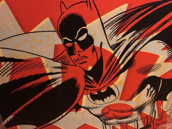 Batman by Peter Mars