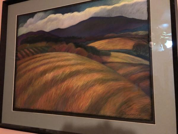 Landscape 2 by Joan Follinsbee