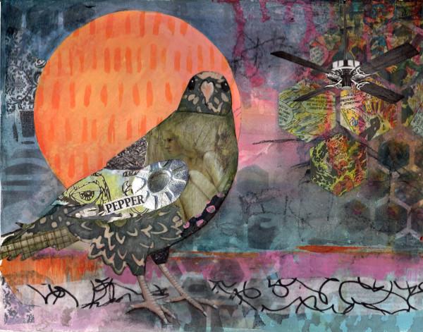 Crow Moon by Kayann Ausherman