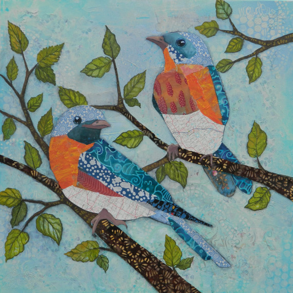 Blue to You by Kayann Ausherman