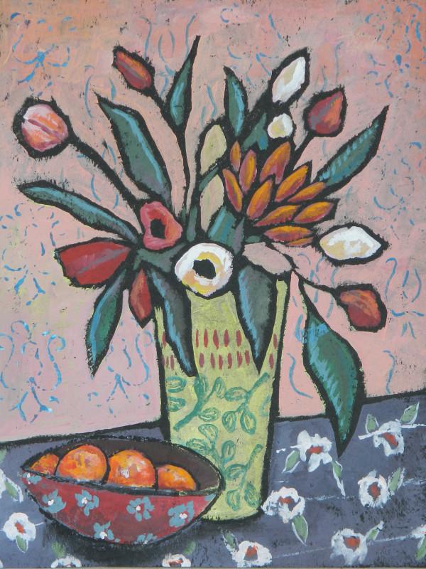 Orange Bowl by Kayann Ausherman