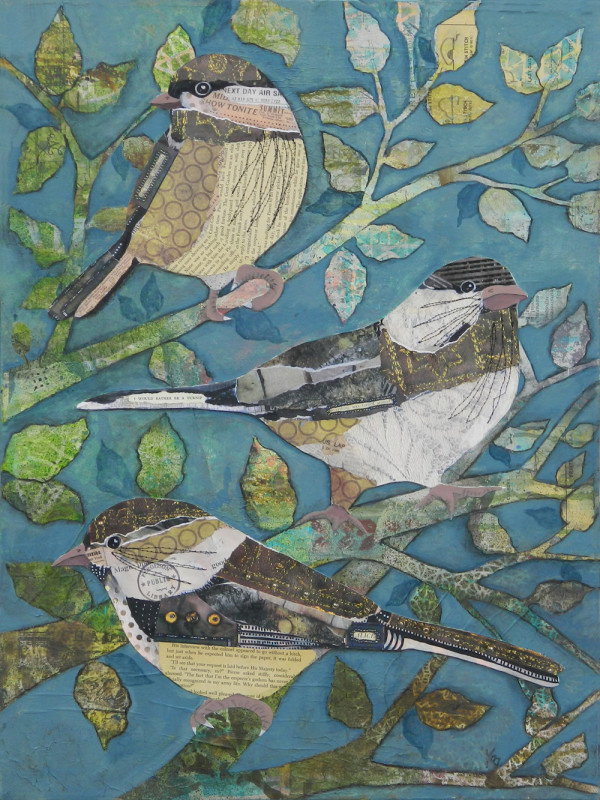 Chickadee Charm by Kayann Ausherman