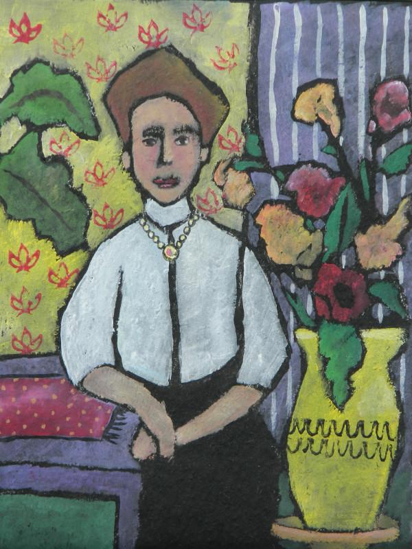 Woman Composed by Kayann Ausherman