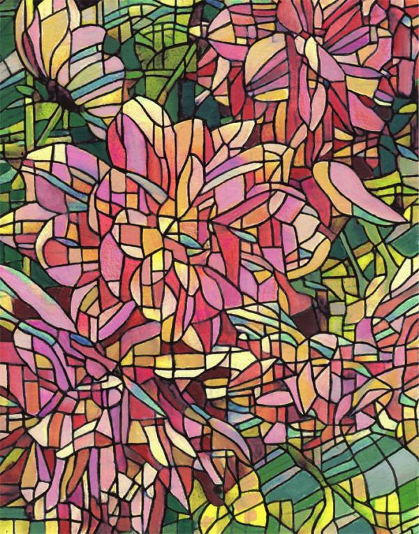 Floral Frolic by Kayann Ausherman