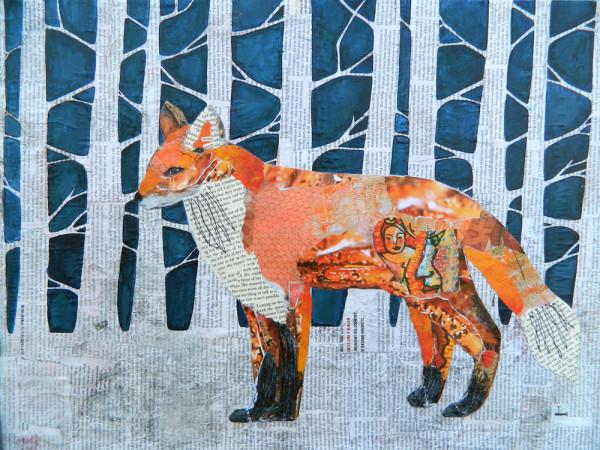 Fox Trot by Kayann Ausherman