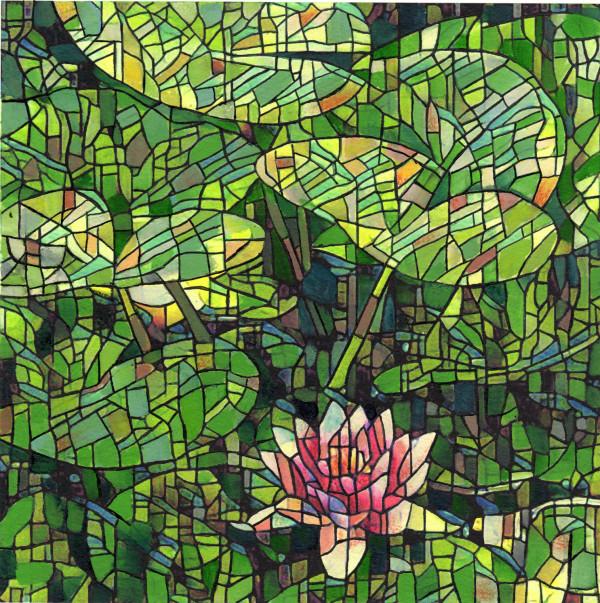 Lotus Blossom by Kayann Ausherman
