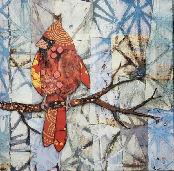Mr. Cardinal by Kayann Ausherman