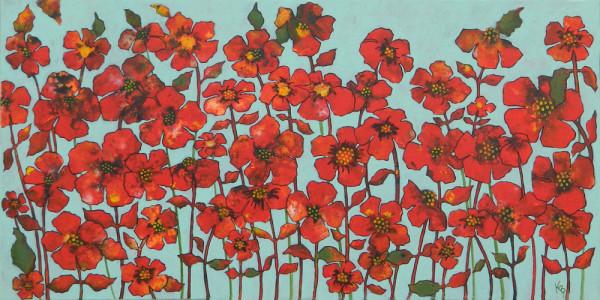 Poppy Fields by Kayann Ausherman