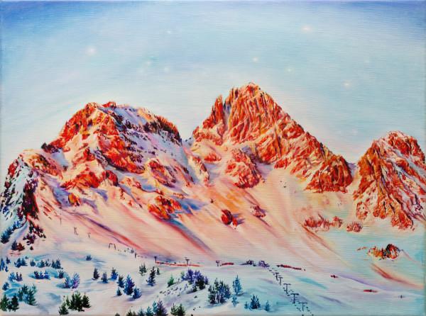 Twilight Peak by Anne Wölk