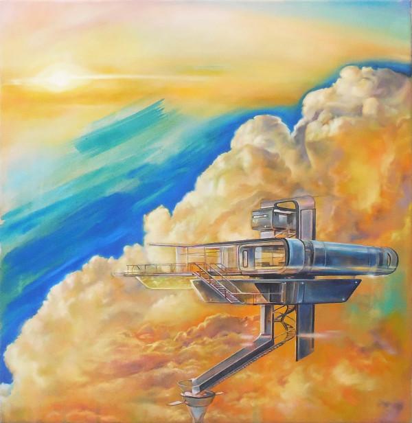 Sky Tower by Anne Wölk