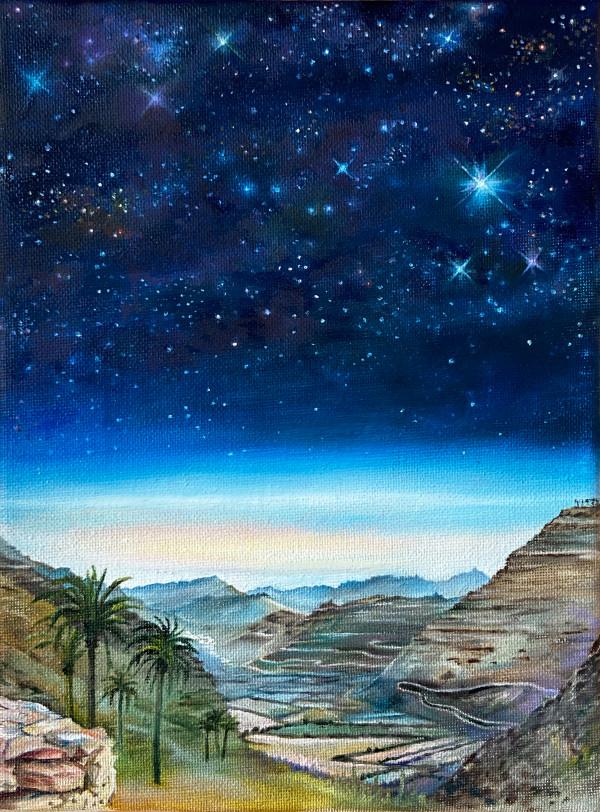 Palm Valley by Anne Wölk