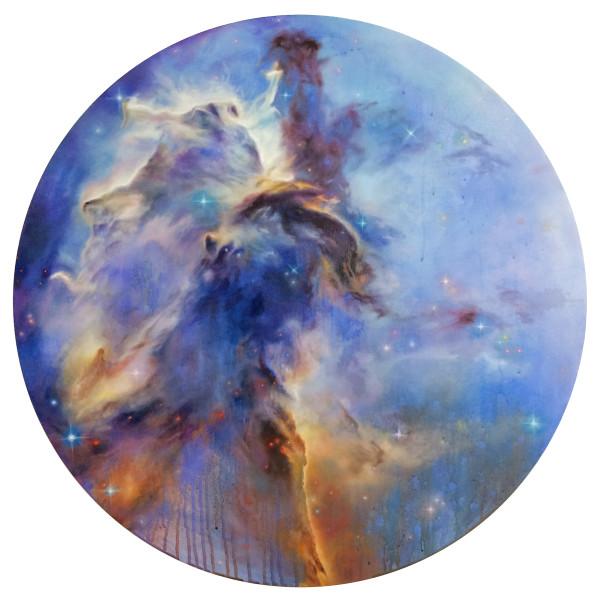 Eagle nebula (🦅 Adler Nebel) by Anne Wölk