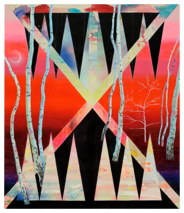 Afterglow by Anne Wölk