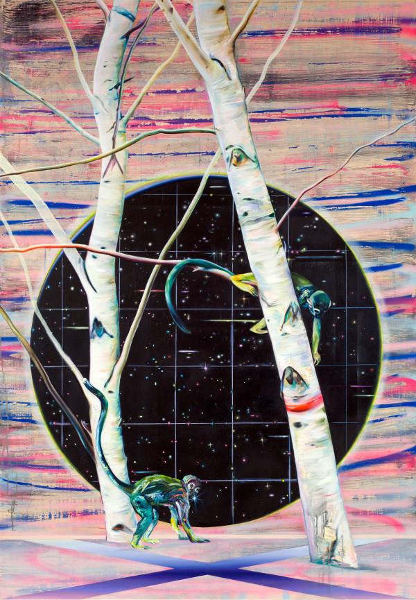 Phantasmagoria in two by Anne Wölk