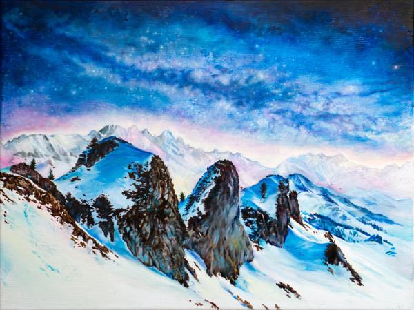 Winter Silence by Anne Wölk