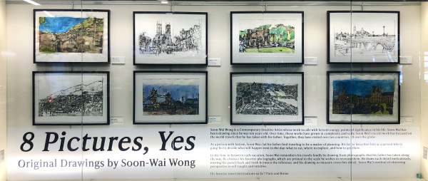 Eight Pictures, Yes by Soon-Wai Wong