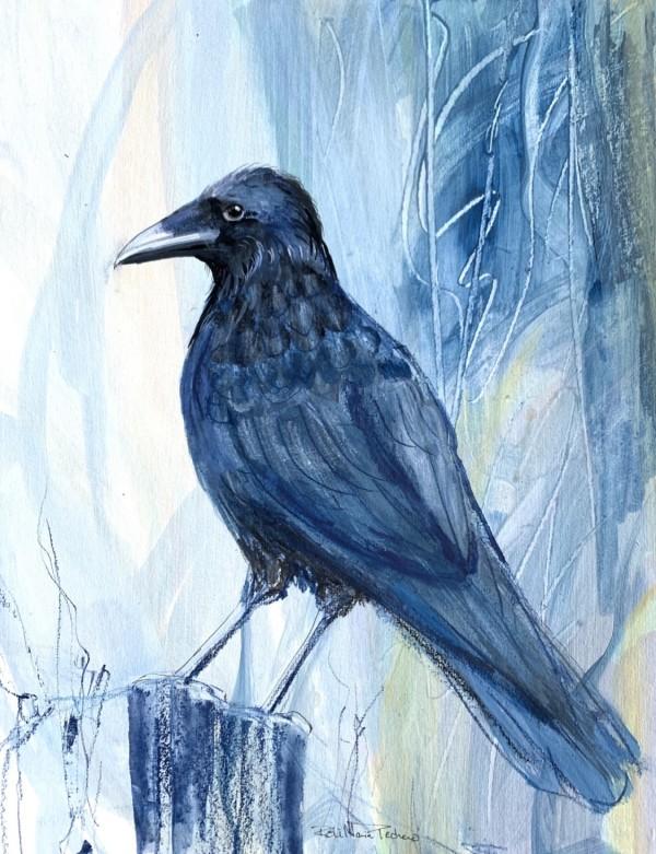 Blue by Robin Maria Pedrero