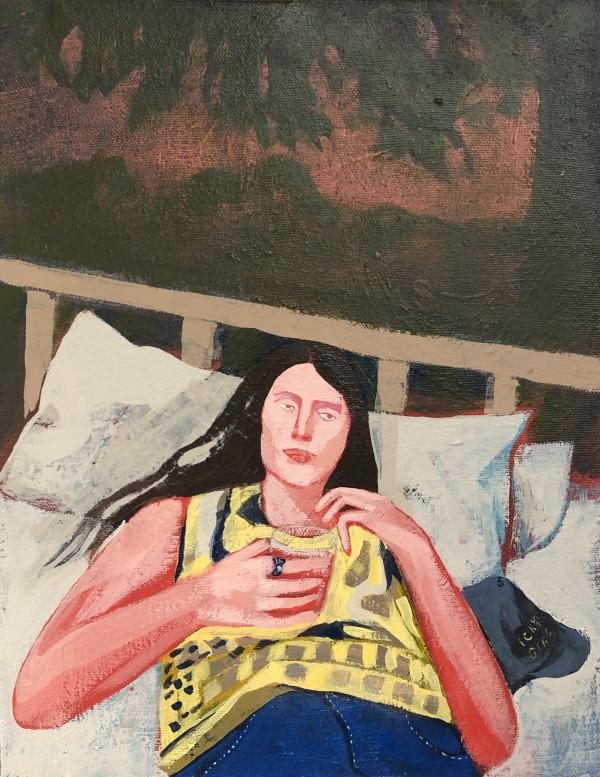 A Break in Conversation by Maddie Stratton