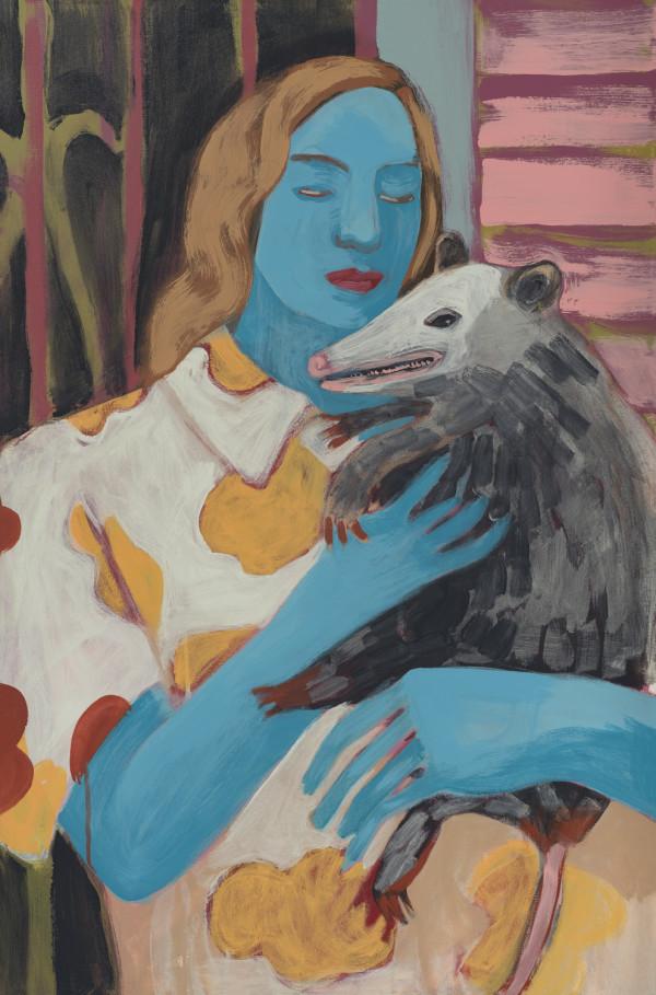 Fluffy by Maddie Stratton