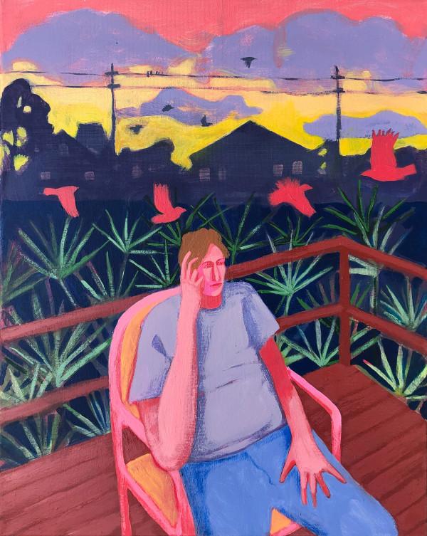 Quarantine Dreams by Maddie Stratton