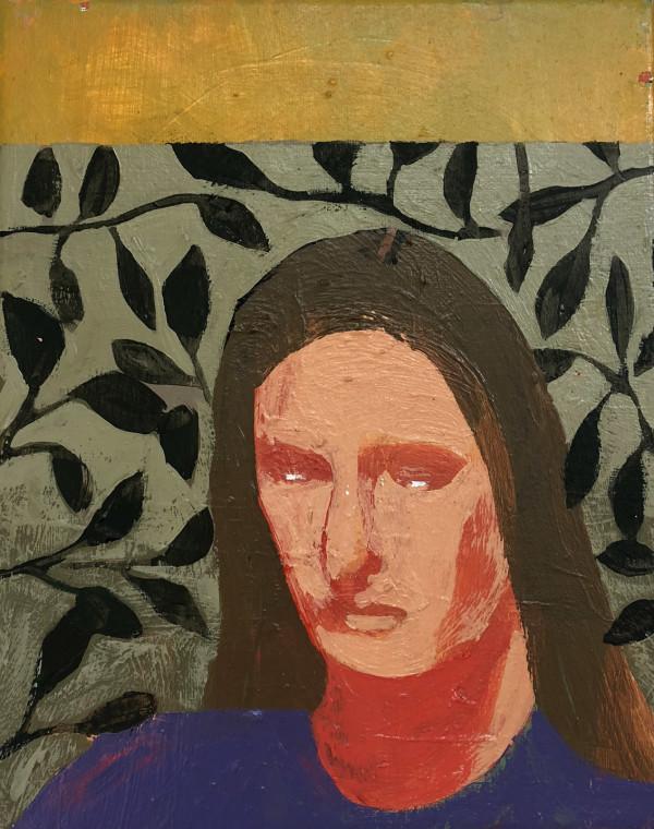 Maddie Stratton的过度生长/灌木丛