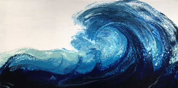 Ocean Blue by Michelle Brown