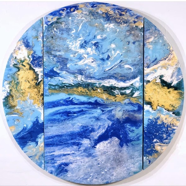 Blue Planet by Michelle Brown