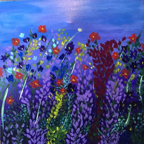 Le Jardin by Michelle Brown