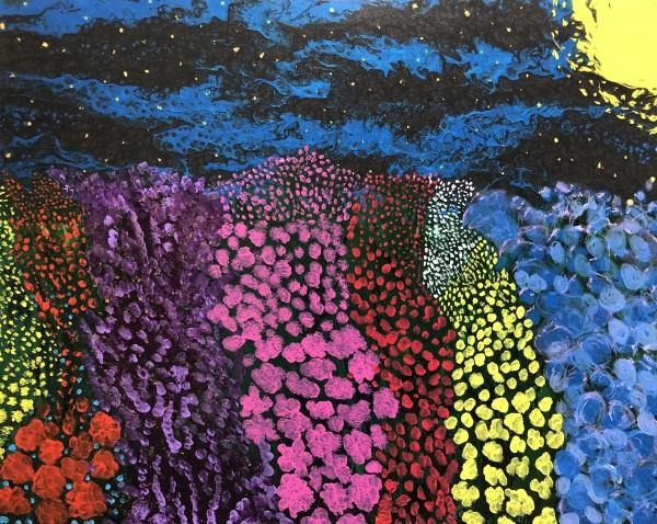 Midnight Garden by Michelle Brown