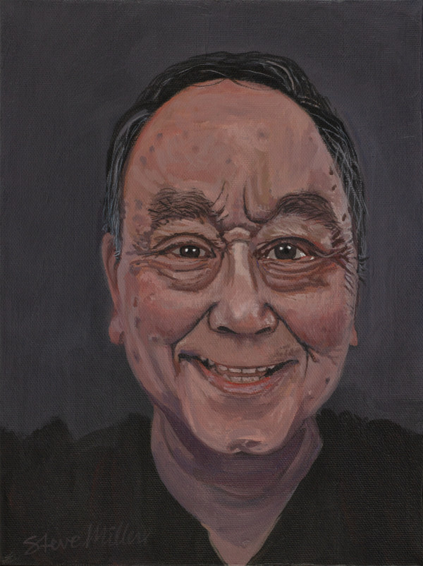 Portrait of Randy Lam by Steve Miller