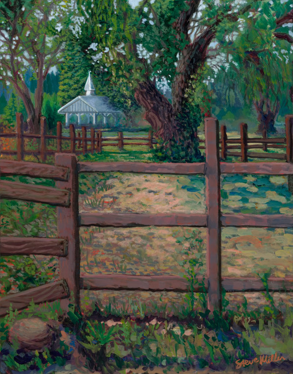 Sans Horse by Steve Miller