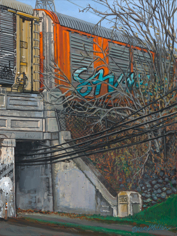 Train Stop by Steve Miller