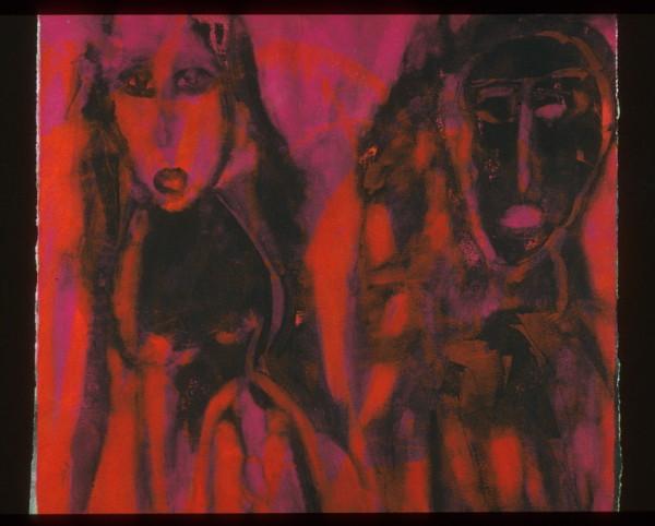 Into Darkness by Alix Gonzalez Dumka
