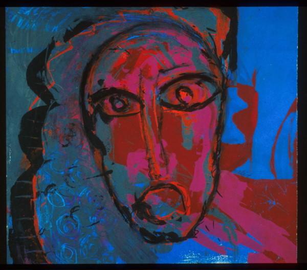 Mujer Exotica I by Alix Gonzalez Dumka