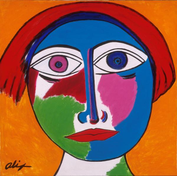 Red Head by Alix Gonzalez Dumka