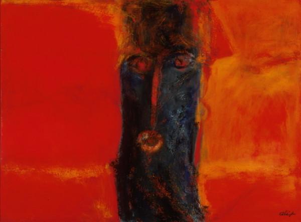 Red Ritual by Alix Gonzalez Dumka