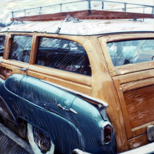 Rack Woody by Rene Griffith