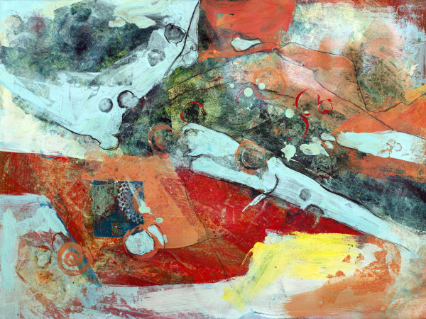 A River Runs Through It by Rene Griffith