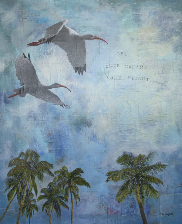 Let Your Dreams Take Flight by Rene Griffith